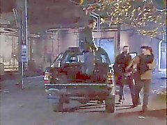 Italian MILF gangbanged
