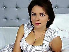 Atractiva de teen ruso folla pene América