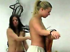 amazing nice spanking girls