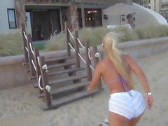 Nicole Coco Austin Jerk Off Challenge