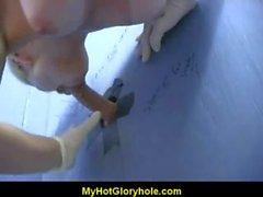 Amazing gloryhole super blowjob - video 13