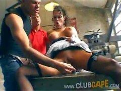 Ayla Mia Club Gape