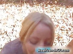 Teen french bombshell forest fucking fun part4