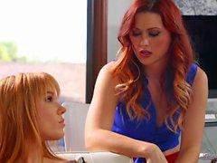 Lesbians Karlie Montana And Jayme Langford