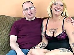 Trailer park whore shows oral skills