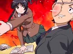 Hentai Teenage Couple Breaking Up