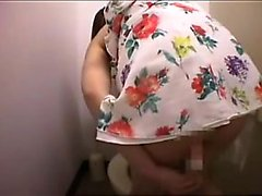 Hidden camera films a lot of horny gals masturbating on the
