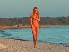 Sexy Czech Bikini Model
