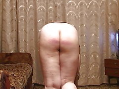inferior slave bitch deserves hard caning