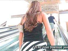 Di Maria Hard Shes Un Bellissimo età Ginnasta Grazie di FTV