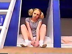 PDV adolescente que de vídeo do diário sexo antigos guy