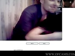 Chatroulette #12 Horny couple fuck ten
