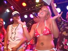 Nude Bikini Contest Gets Out Of Control at Spring Break