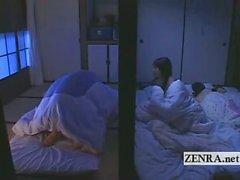 Voyeur Japanese futanari nudist dickgirls blowjob