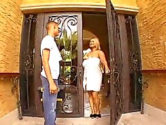 Huge Boobs Blonde Fucking Young by TROC