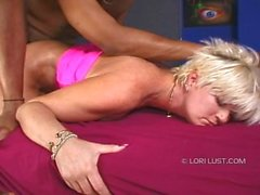 Lori Lust Blue Room BBC 3
