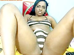 BBW Ebony from Cabo Verde in WebCam