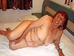 Cachondas Méjico de las abuelitas y su impresionante desnudo cuerpo