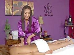 Lesbian Oil Massage #2 (2014)