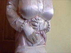 Sticky Silk Panties