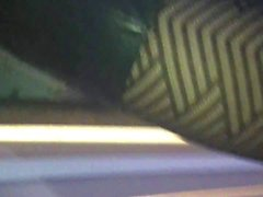short upskirt video escalator