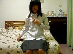 волосатый китаянка на вебкамеру