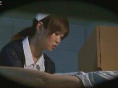 L'actrice AV Cha est une infirmière dans les hôpitaux