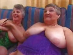 English Granny Swinger Party