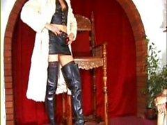 Dominatrix, Mistress Lady Samantha !