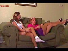 Taylors Lesbian Tickle Adventures