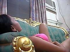 4 jelai Filipijns meisje