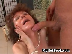 These horny MILFs crave the old days when they wer