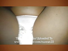 Sri Lanka Bbw Panty Ass Flash Com a buceta raspada