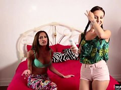 Jenna Sativa and Chloe Amour have big dreams when it...