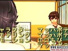 Anime 3D Hentai Boku To Kanojo No Renai Jijo_004
