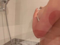 college shower latina pussy tits