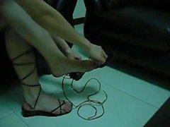 на Тайване Feetgoddess