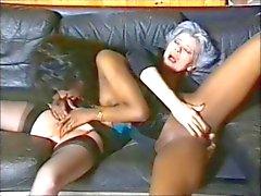 Black maid lesbian
