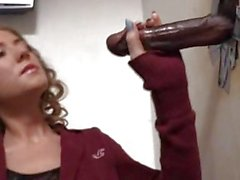 Alison Faye Gloryhole okuyun siyah dick oynuyor