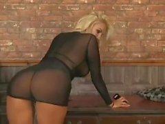 BS Danni Harwood Tits, Arse And High Heels