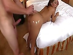 Best latin brunette ass fucked