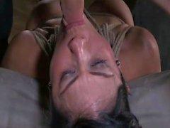 Cougar Beretta James inverted blowjob 1