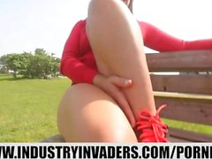 Industry Invaders - Big Booty Latina Lexxie Cream