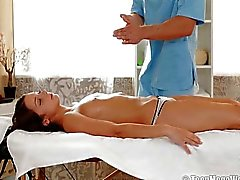Foxi Di - massage in the ass
