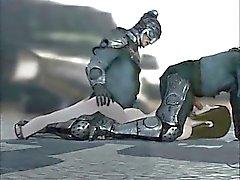 Hentai 3D final fantasy