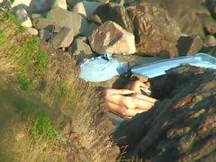 Demolita sulla spiaggia quattordici