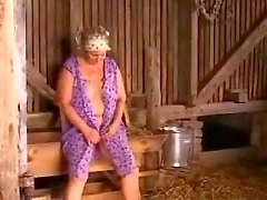 Fat Chubby Granny FUcked