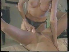 Lesbian Orgy with Pj