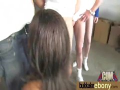 Her First Interracial Swinger Group 27