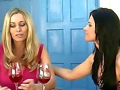 India Summer e Anita Dark Hot Maduras Lésbicas